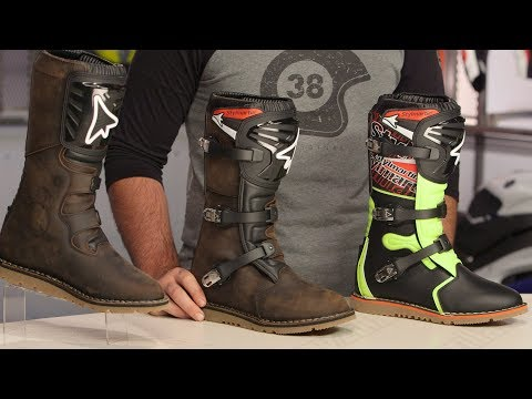 Stylmartin Impact Boots Review at RevZilla.com