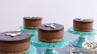 Mini Chocolate Cream Cakes - Passover/Gluten-Free/Vegan - Its Raining Flour Episode 164