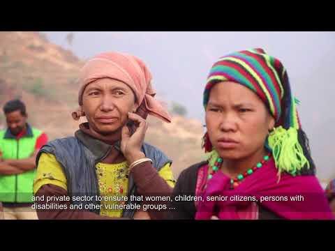 Disaster Risks in Nepal Documentary