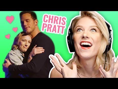 How We Got Chris Pratt On Our Game Show -  SmoshCast #31 Highlight