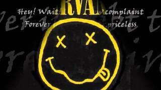 Nirvana Heart Shaped Box With Lyrics