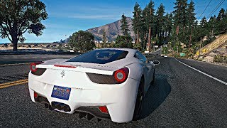 ►GTA 6 Photo-Realstic 4k Graphics! 60FPS NaturalVision GTA 5 PC Mod!