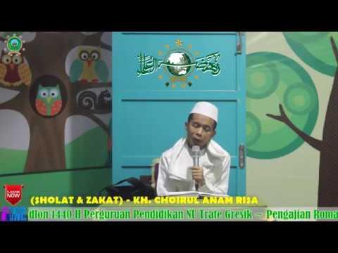Pengajian Ramadhan 1440 H 28 Mei 2019 KH. Choirul Anam Risa (Sholat & Zakat') 3
