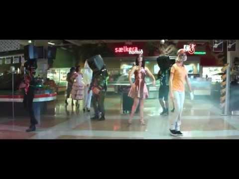 Aaron Smith feat. Luvli - Dancin (Krono Remix) [Official Video] [Ultra Music]