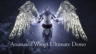 Animated Wings Ultimate Demo