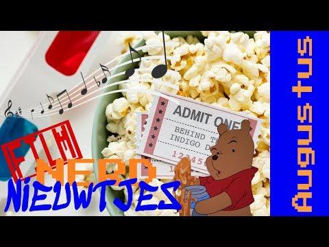 Film Nerd Nieuwtjes | Augustus 2018 | Hans Zimmer, Winnie de Pooh
