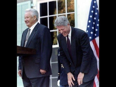 Как довести политиков до истерики СМЕШНЫЕ ОШИБКИ переводчика Б  Ельцин и Б  Клинтон   1995