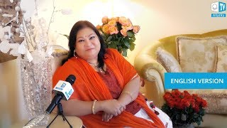 """""""Kindness is the most important virtue"""" Mrs. Anamika Bharti, art historian, diplomat. Interview"""