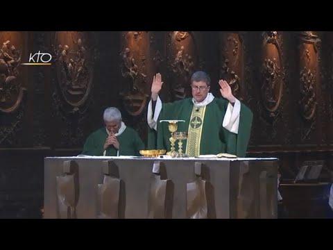Messe du 15 juillet 2018