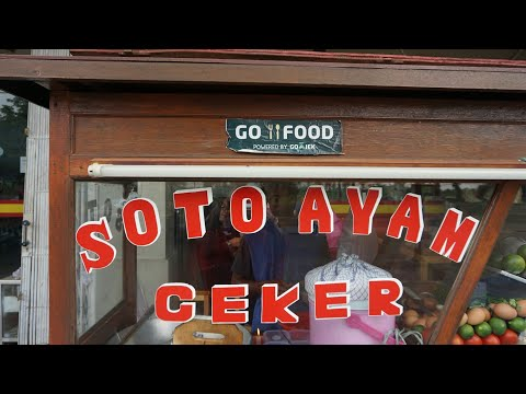Soto Ceker Lamongan, Center Point Bukit Golf - Streetfood Dapur Happy Mp3