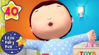 Time For Sleep | Nursery Rhymes & Kids Songs | Little Baby Bum | Cartoons For Kids | Baby Songs