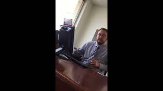 Racist Bank of America manager had Man arrested when he asked to close account - Part 2
