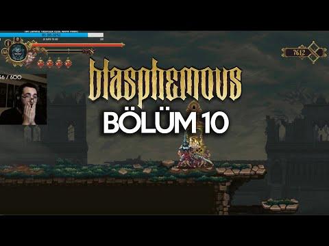 NE YAPTIN AĞAÇ ADAM?! - Blasphemous - Bölüm 10