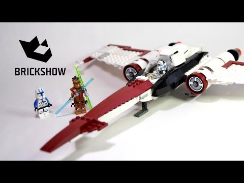 Vidéo LEGO Star Wars 75004 : Z-95 Headhunter