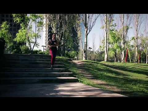 Modelo Laura Marti CLV FITNESS Corriendo la vida 2019