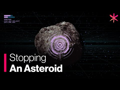 How NASA Plans to Stop Asteroid's Hitting Earth