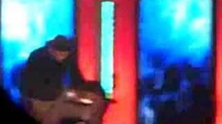 Chris Brown Damage in Houston
