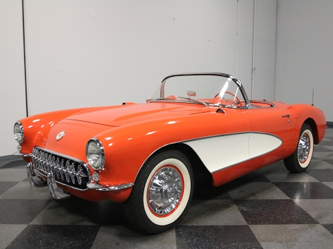 Video of '56 Corvette - KIU5