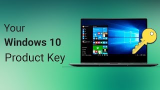 How to Find Windows 10 Product Key?