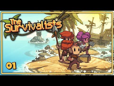 Gameplay de The Survivalists Deluxe Edition
