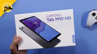 Lenovo Tab M10 HD 2nd Gen (2020) - Unboxing and First Impressions!