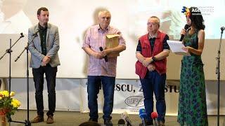 Premiile UZPR ''Eminescu Ziaristul'': Acad. D.R. Popescu, Nicolae Georgescu şi Pavel Ţugui - printre laureaţi
