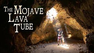 Exploring Inside the Mojave Lava Tube