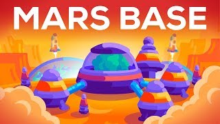 Building a Marsbase is a Horrible Idea: Let's do it!