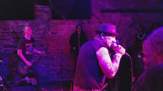 """Abrasive Wheels """"Banner Of Hope"""" Live at Bowery Electric, NYC 11/24/17"""