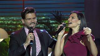 """Beyaz Show - Tolgahan Sayışman ve Almeda Abazi'den """"Jarnana"""" düeti!"""