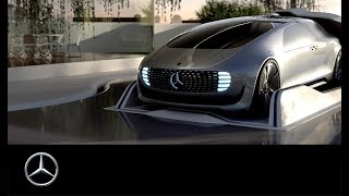 Mercedes-Benz F 015 Luxury In Motion Future City