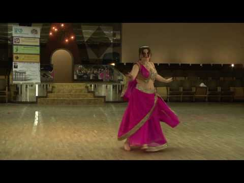 Индо-арабский коктейль, Мария Щеглакова, DANCE FEST 2017