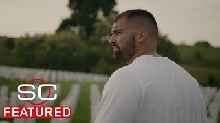The Steelers Alejandro Villanueva Shares The Meaning Of Memorial Day | SC Featured