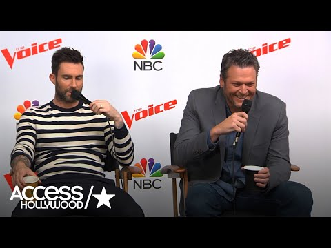 'The Voice': Josh Gallagher Proved Adam Levine Can Coach A Country Singer! | Access Hollywood