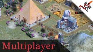 Rise of Nations Extended Edition - 1v1v1 Nekthyst vs Fang vs SergiuHellDragoonHQ   Multiplayer