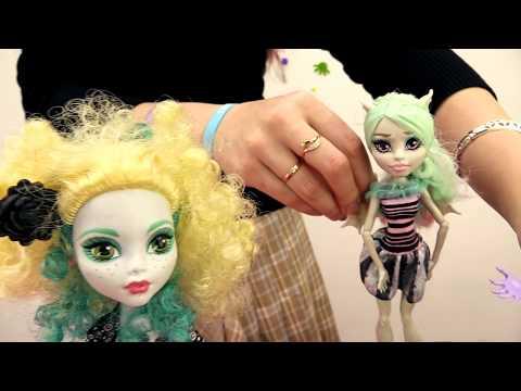 Куклы Монстер Хай, Щенячий Патруль игрушки. Джейн потеряла серёжку! Бюро Находок Вали и Гонщика