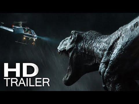 JURASSIC WORLD: REINO AMEAÇADO   Trailer #2 (2018) Legendado HD