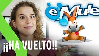 ¡eMule VIVE, LA DESCARGA SIGUE! Llega eMule 0.60a, la primera nueva versión en 10 años