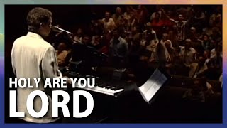"""Video thumbnail of """"Holy Are You Lord // Terry MacAlmon // Pikes Peak Worship Festival"""""""