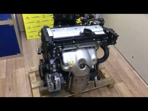 Двигатель Хендай Акцент G4EC 21101-26B00 2110126B0