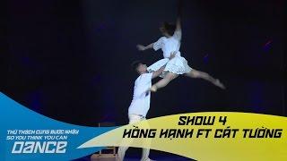 We Don't Talk Anymore - Hồng Hạnh & Cát Tường // Hip-hop - Show 4 - Thử Thách Cùng Bước Nhảy 2016