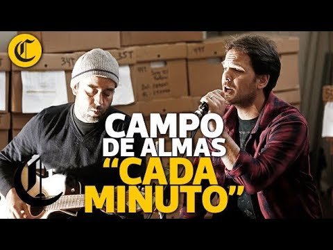 Campo de Almas - Cada minuto