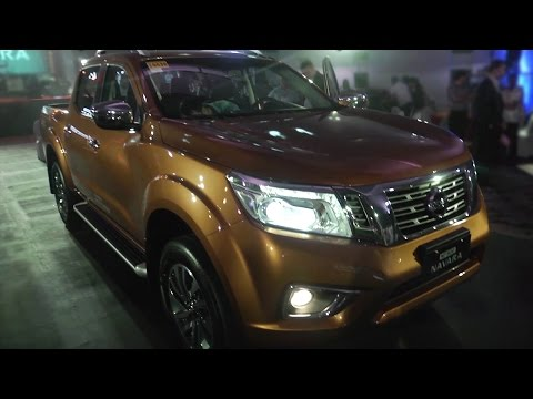 Edition Launch : 2015 Nissan Navara NP300 Philippine