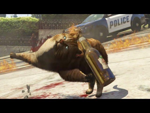 gta 5 play as animals mod