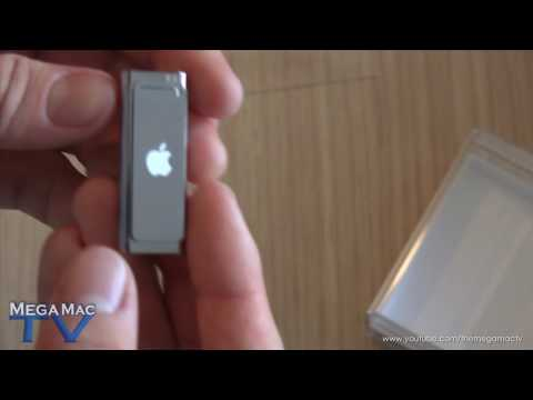 Unboxing: Stainless Steel iPod Shuffle 3rd Gen. (Special Edition)
