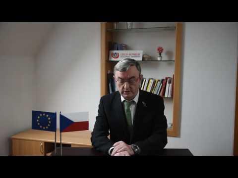 Discursul Ambasadorului Republicii Cehe în Republica Moldova Zdenek Krejci pentru întâlnirea CIAPD