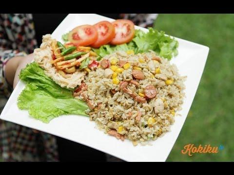 Video Resep Nasi Goreng Cabe Hijau (Fried Rice with Green Chili Recipe Video) | MELATI PUTRI