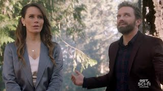 Supernatural - Amara & God Discuss Plans For The Earth P1 15X17