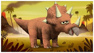 Triceratops Dinosaurs Songs By StoryBots