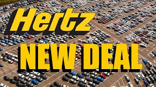 Hertz Stock Bankruptcy New Deal Update: HTZGQ Stockholders Will Get A Payout!